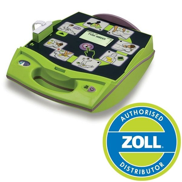 ZOLL® AED Plus® Defibrillator Unit - Fully Automatic