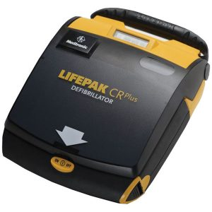 LIFEPAK CR® Plus Defibrillator Unit - Semi Automatic