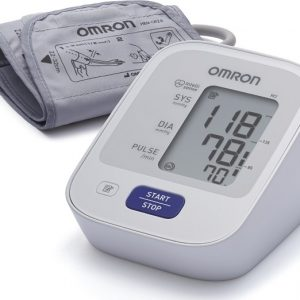 Digital Blood Pressure Monitor Omron M2 Upper Arm Sphygmomanometer