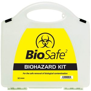 Bio-Hazard Body Fluid Disposal Kit - 5 Applications