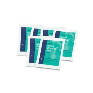 Wound Cleansing Wipes - Alcohol Free