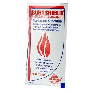 BURNSHIELD® Burn Blott Gel Sachets