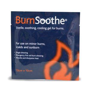 BurnSoothe® Burn Dressing 10cm x 10cm
