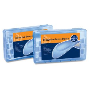 Blue Hydrogel Burns Plasters (25)