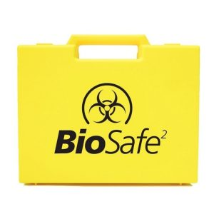 Biohazard Sharps Disposal Kit - 5 Applications