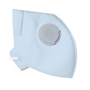 V-Fold Valved Face / Dust Masks FFP1