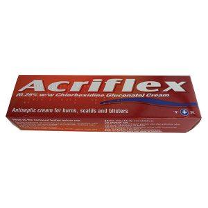 Acriflex Antiseptic Cream 30g