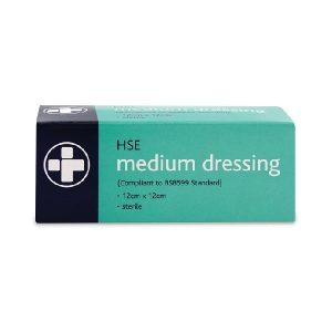 Boxed Medium Sterile Wound Dressing 12cm