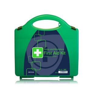 British Standard Compliant BS-8599-1 Workplace First Aid Kit Medium