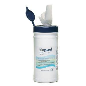 Bioguard Hand & Surface Wipes