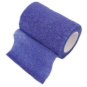 Blue Cohesive Bandage 7.5cm