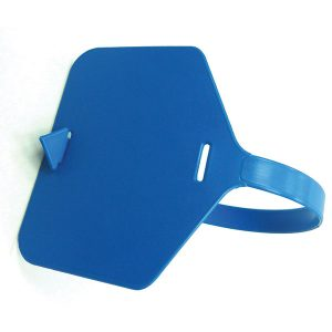 Metal Detectable & X-Ray Visible Plastic Traceability Tag