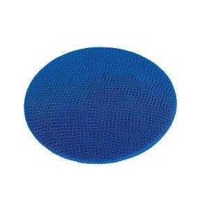 Metal Detectable Hairnet - Blue Close Mesh