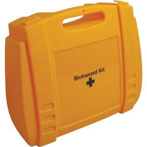 Bio-Hazard Body Fluid Disposal Kit - 6 Applications in Modular Evolution Kit Box