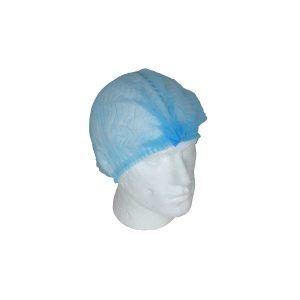 Blue Metal Detectable Disposable Mob Caps