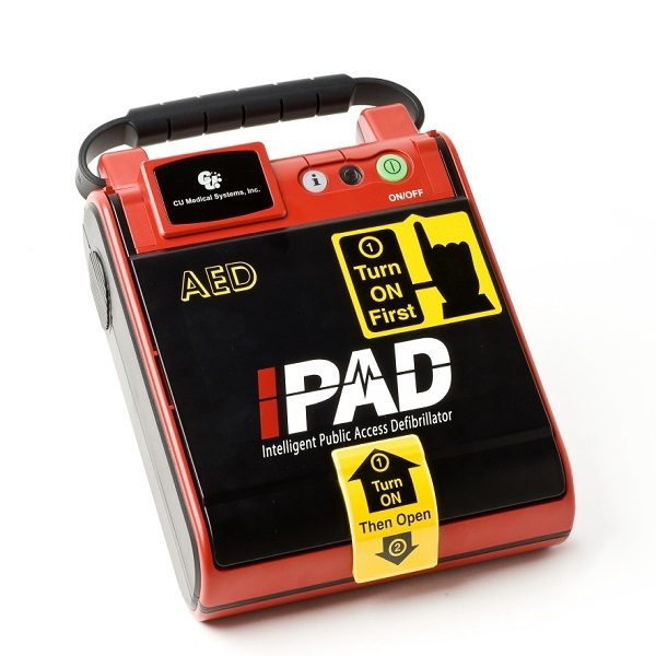 iPAD Defibrillator NF1200A Unit - Fully Automatic