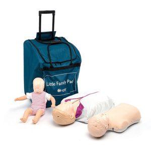 Little Resusci® Anne Resuscitation Manikins with QCPR