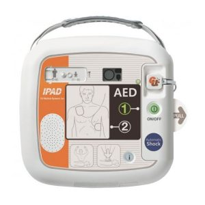 iPAD Defibrillator SP1 Unit - Switch From Adult to Child Mode